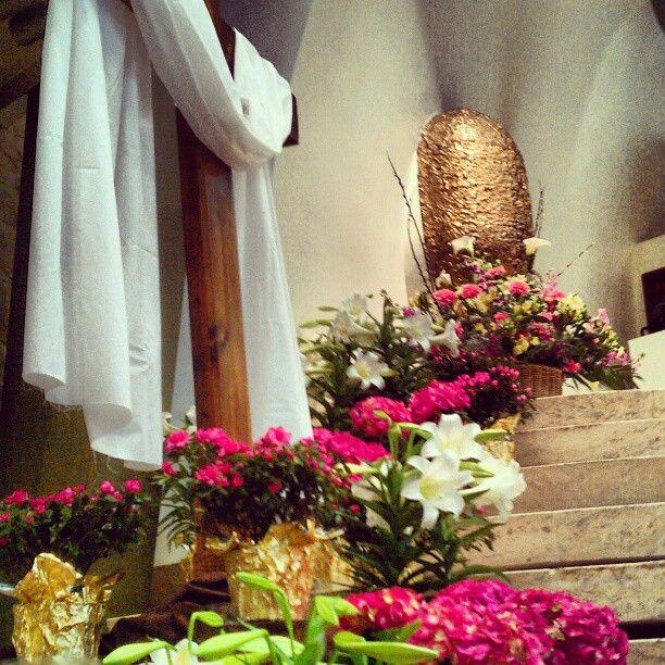 Catholic Wedding Altar Decorations: 17 Best Images About Church Decor On Pinterest