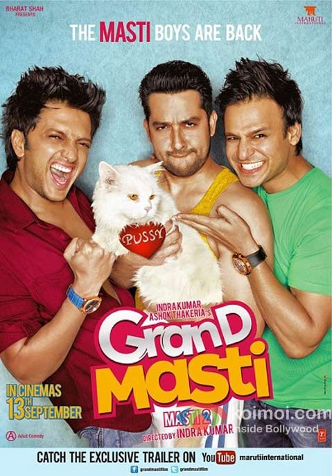 Great Grand Masti 2016 Full Movie HD Free Download