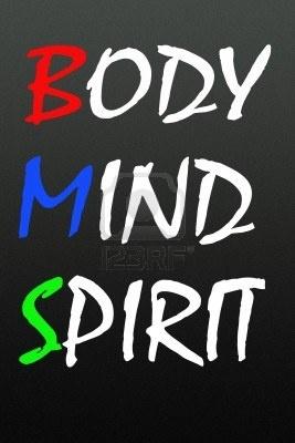 Mind Body Spirit Symbols
