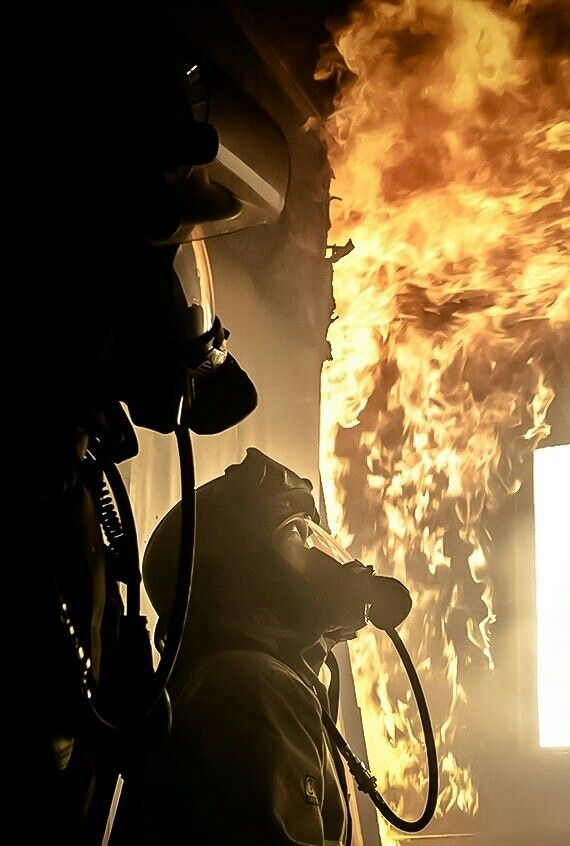 How was your day at work? #firefighter #firefighting