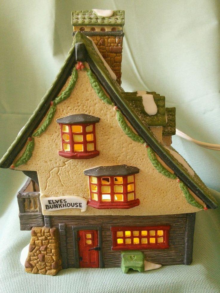 Elves' Bunkhouse, North Pole Village (#0159)