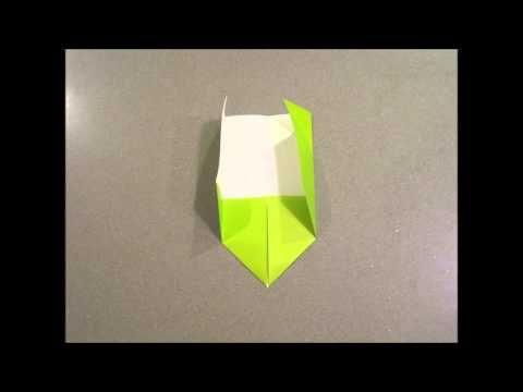 Mormon Origami CTR Shield - YouTube