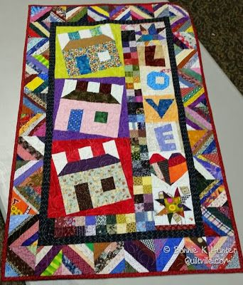 Quiltville's Quips & Snips!!: Galaxy-Gram! Love Shack in Kerrville, Day One!