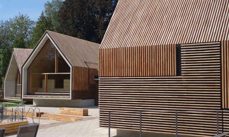 Top 25 best saunas ideas on pinterest dry sauna sauna ideas and steam room - Sauna architektur ...