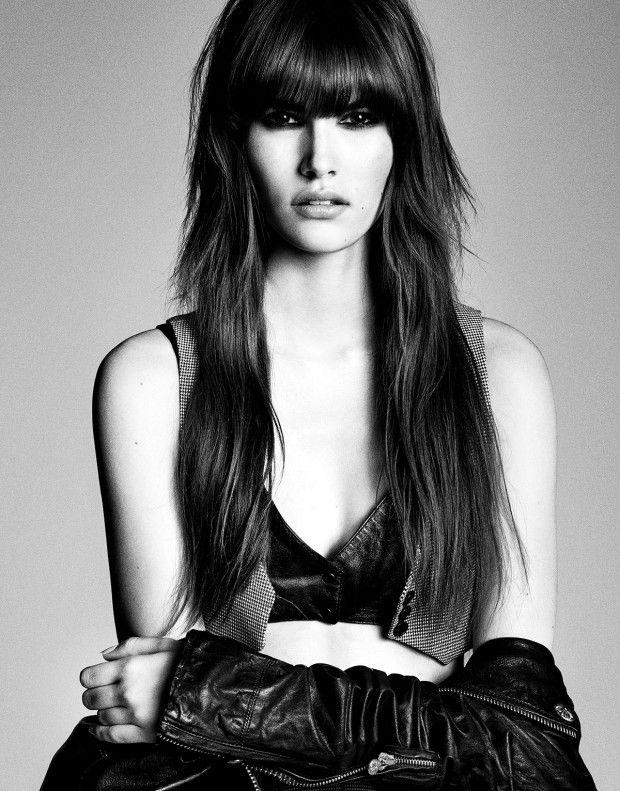 Vogue Japan April 2015 | Daria Strokous, Liu Wen + more by Luigi + Iango