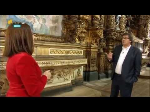 Visita Guiada à Igreja de São Francisco , no Porto - Portugal (480p) - YouTube