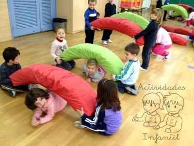 Beneficios de la psicomotricidad en el desarrollo integral de los niños. » Actividades infantil