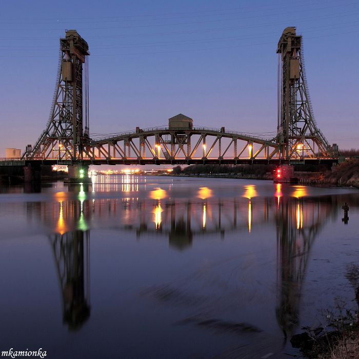 Newport Tees Bridge - Middlesbrough, North Yorkshire
