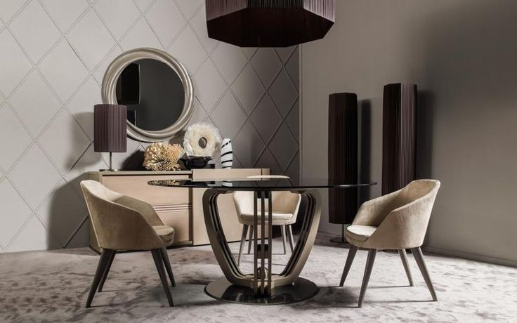 Dining room #naked #design. Enjoy and share the Concept style by Caroti.