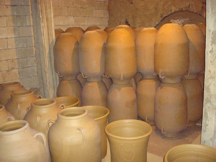 Bet Chabab Pottery
