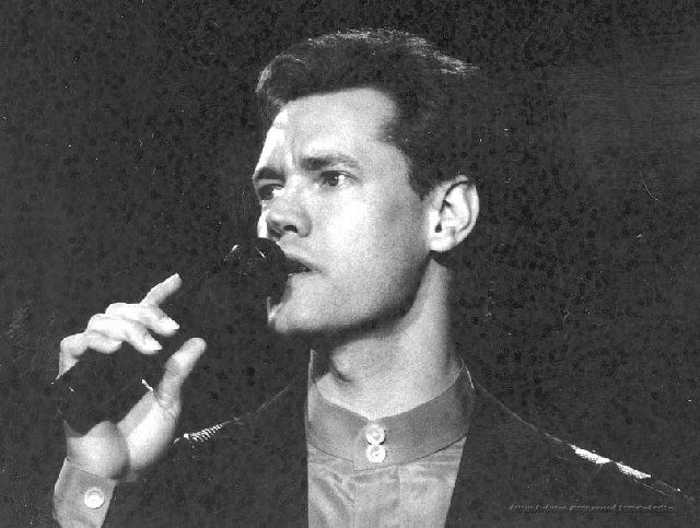 Randy Travis Young