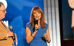 Roma Downey and Mark Burnett Launch a New Faith-Based Television Network