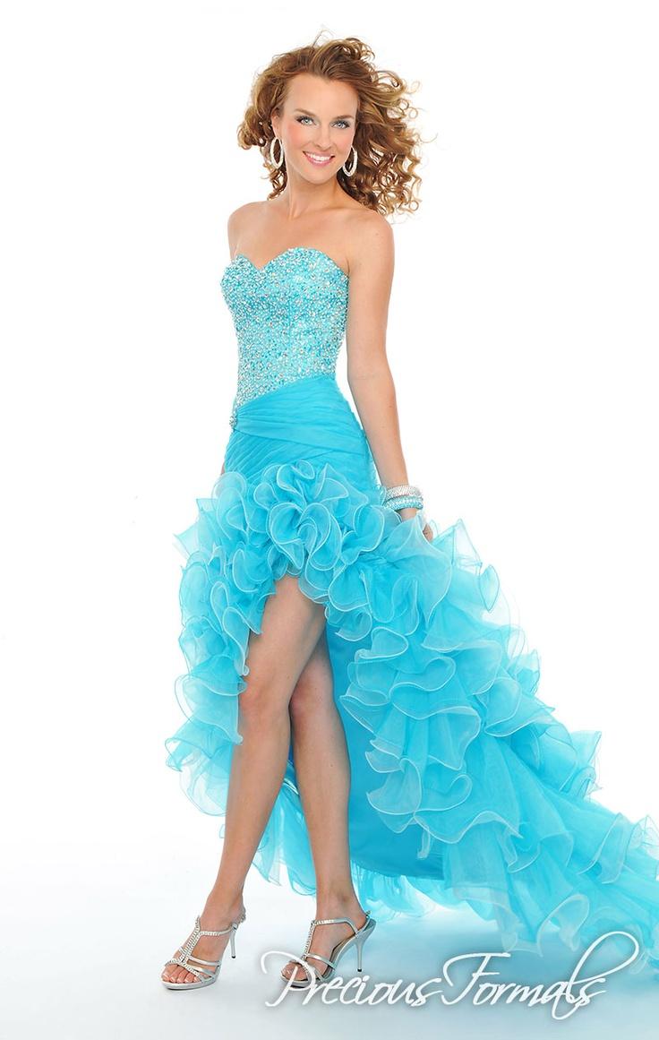 18 best High-Low Dresses images on Pinterest | Party wear dresses ...