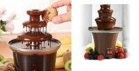 Μίνι συντριβάνι σοκολάτας