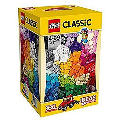 Lego Classic 10697 Große Kreativ-Steinebox, 1500 Steine: Amazon.de: Spielzeug