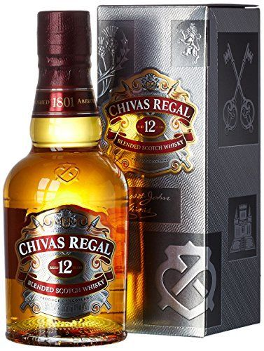 Chivas Regal Scotch Whisky 12 ans 35 cl: Chivas Regal 12 ans d'âge est une référence incontournable des whiskies haut de gamme. Un…