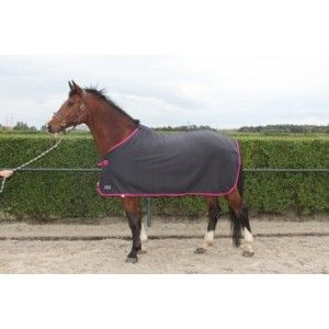 Fleece deken paard
