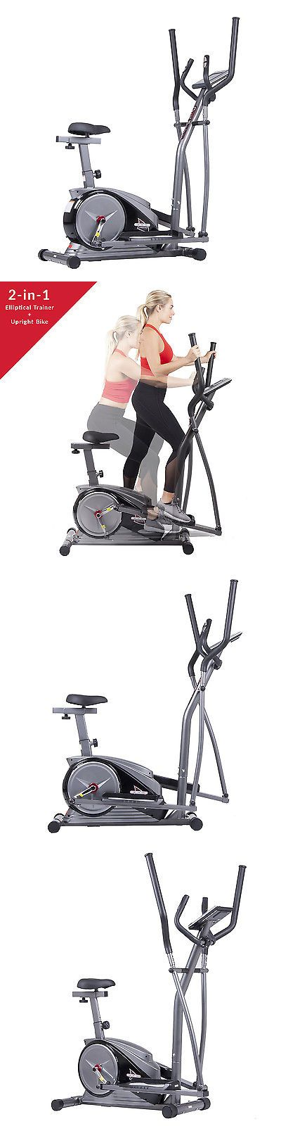 Ellipticals 72602: 2-In-1 Elliptical Trainer And Fitness Bike - Hybrid By Body Champ -> BUY IT NOW ONLY: $198 on eBay!