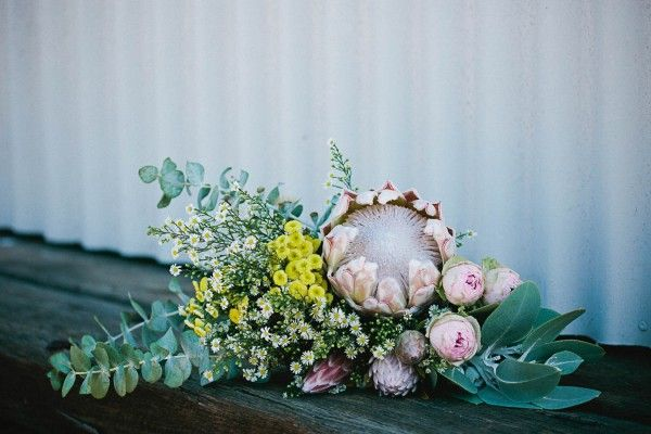 Eclectic Vintage Wedding at Old Broadwater Farm