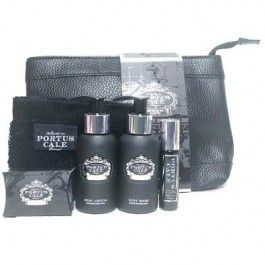 Portus Cale Kit de Viagem Black Edition