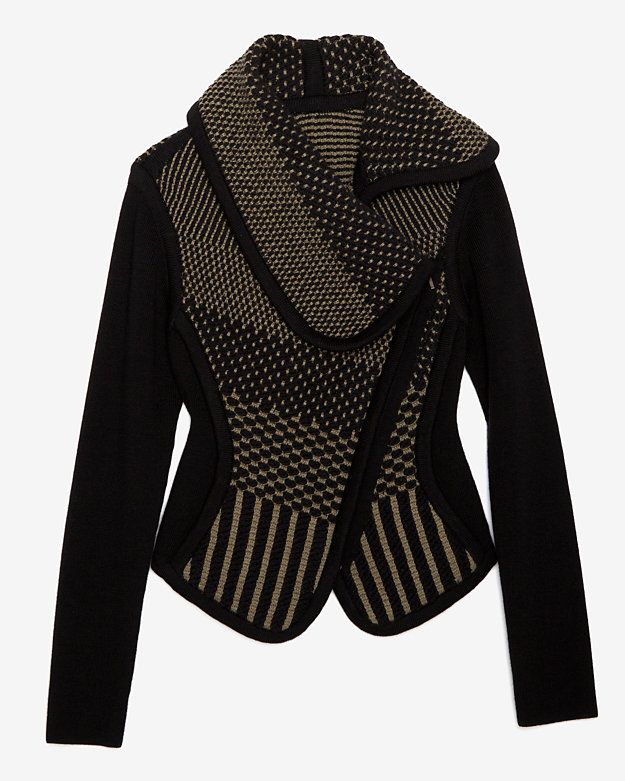 Ohne Titel EXCLUSIVE Knit Sweater Jacket @Amanda Eden  worth it?