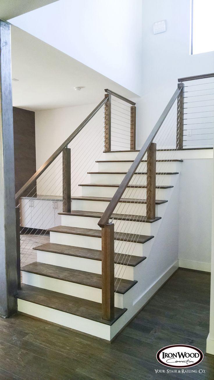 Indoor Stair Railing Kits | ZabLiving