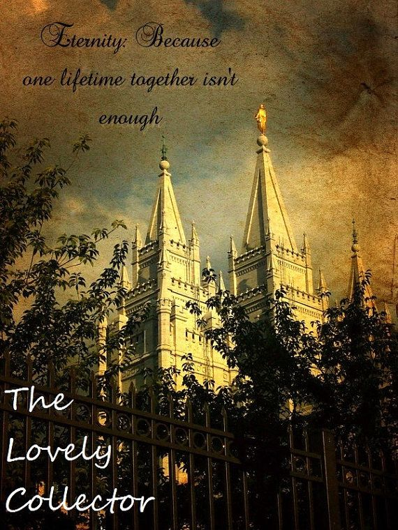 Lds Quotes Temple: Best 25+ Eternity Quotes Ideas On Pinterest