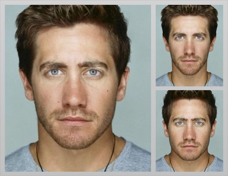 We love #JakeGyllenhaal's strong masculine look but his face (especially around the eyes) is fairly asymmetrical. However, the #asymmetry doesn't take away from his attractiveness and in fact, in our opinion, enhances it. #SymmetrySundayProject #laskinaesthetics