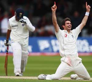 You want Sachin Tendulkar to respect you too: James Anderson