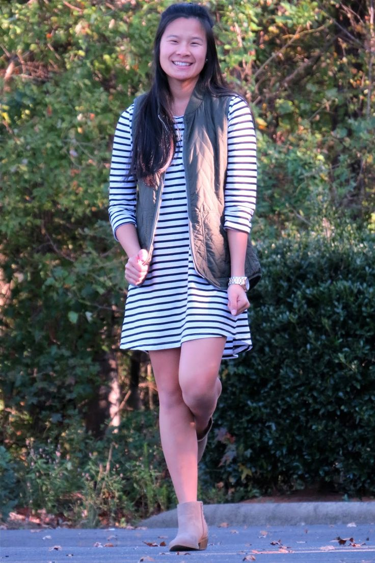 Pastel N Pink: 8 ways to style a vest for fall