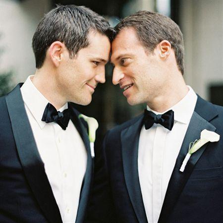 Sas gay wedding