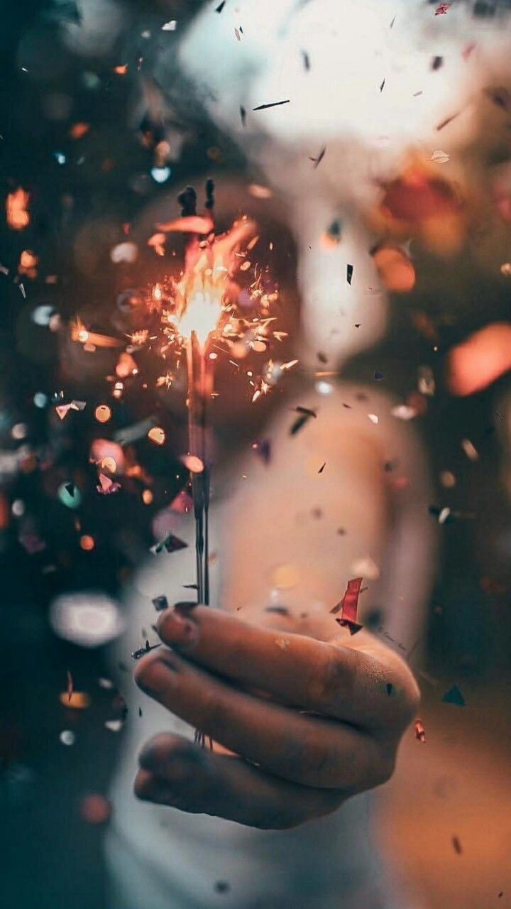 sparkler #newyearseve #lockscreen #wallpaper