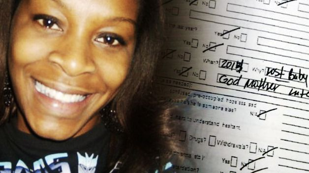 Jail Records That Said Sandra Bland Was Suicidal DO NOT MATCH