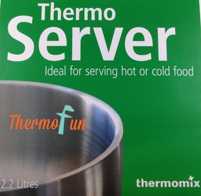 Do you know there are so many uses for our ThermoServers? Tip:  As the ThermoServer is stainless steel (and hence very cold!) I do recommend that you pre-warm it with hot water for a few minutes prior to using it for hot food. Do you know you can cook pasta in your ThermoServer?  Click here …