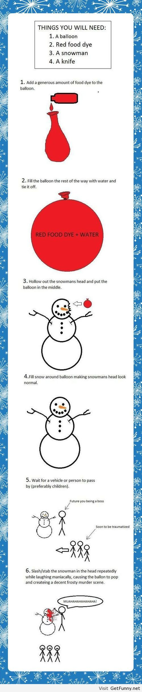 This is so bad I'm so going to do this now I need to wait for winter. Never thought I'd say that ever @dancerrose17