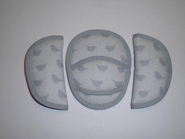 Gurtschoner - Gurtschoner/Gurtpolster  Maxi Cosi - ein Designerstück von MewSoul bei DaWanda