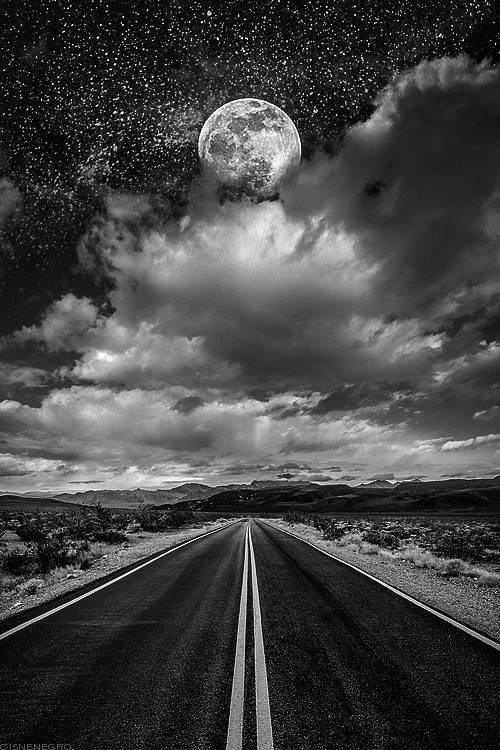 Still round the corner there may wait A new road or a secret gate And though I oft have passed them by A day will come at last when I Shall take the hidden paths that run West of the Moon, East of the Sun.  ~ J.R.R. Tolkien