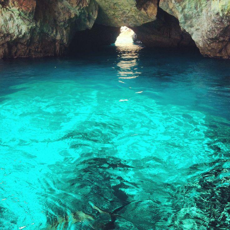 Green grotto gianni 39 s boats capri amalfi coast for Green italy