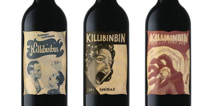 Loving Aussie wine labels