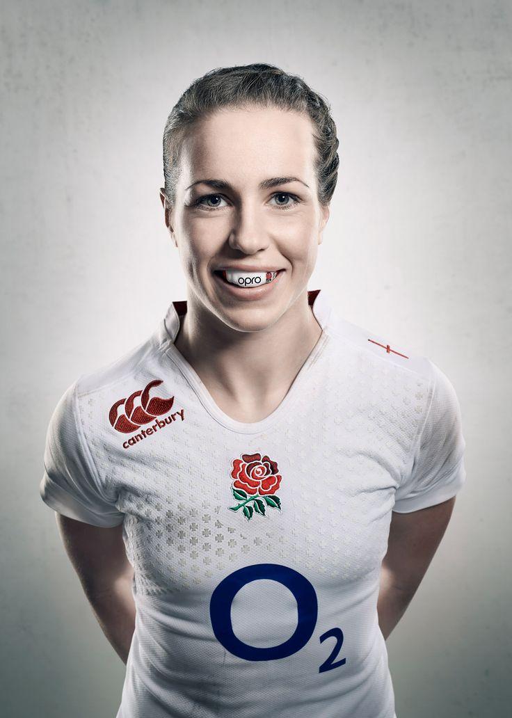 Emily Scarratt - England heroine