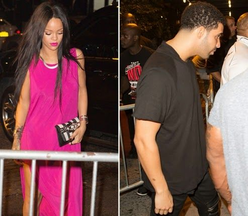 BuzzCanada: Rihanna and Drake Dating Again?