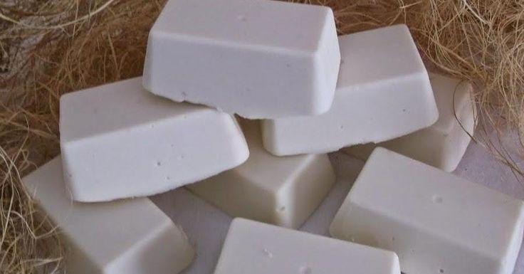 Por fin os traemos la fórmula para elaborar jabón casero