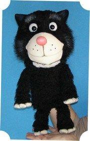 Cat mini puppet, Puppet for sale