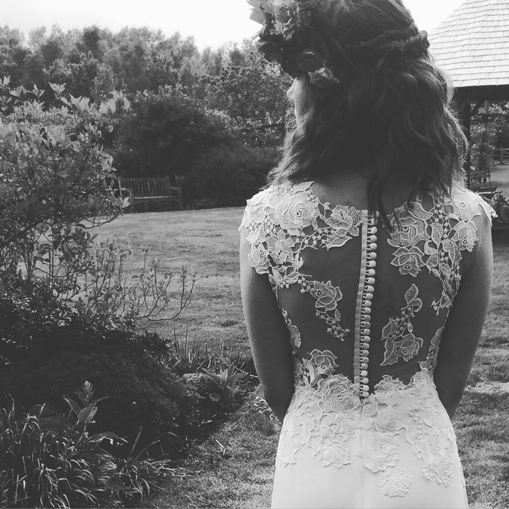 """This dress uses our https://www.bridalfabrics.co.uk/emma-white-lace """"Emma Lace"""" Dressmaker review -  """"The lace was beautiful and was amazing to work with."""