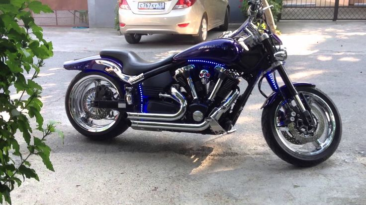 Yamaha Warrior 1700. Yamaha Road Star Warrior 1700 Custom