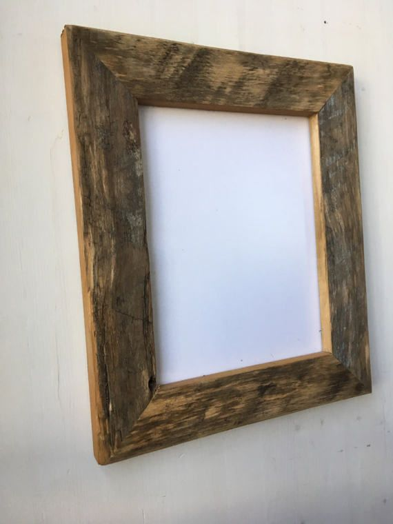 These Beautiful Barnwood Wall Mounted Frames Are Crafted From 1