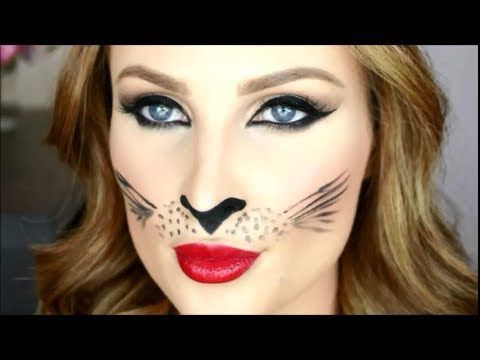makeup tips halloween cat eye makeup for blue eyes halloween cat eye makeup is the - Cat Eyes Makeup For Halloween