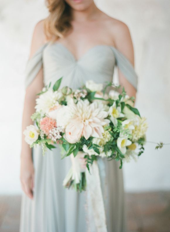Pale Blue Wedding Inspiration | Wedding Sparrow | Diana McGregor Photography