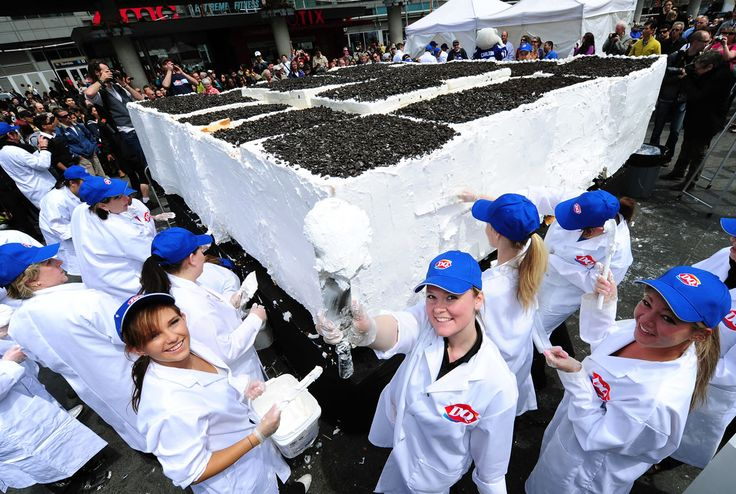 biggest cake in the world - Google Search
