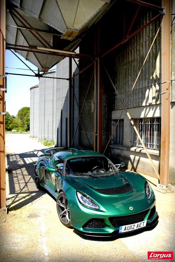 Lotus Exige S V6